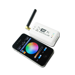 WiFi RGB Controller Ταινίας Led 144Watt