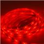 Ταινία led strip Professional IP20 4.8 watt με 60 led 3528 smd ανα μέτρο Κόκκινη