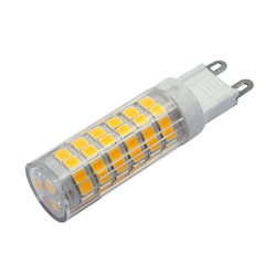 Dimmable Λάμπα Led SMD G9 6W Θερμό λευκό