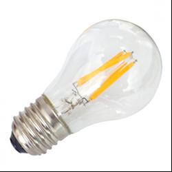 Filament E27 Λάμπα Led A60 4W 400Lm Θερμό λευκό
