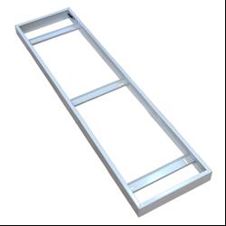 Βάση εξωτερική για Φωτιστικό Panel Led 120x30cm