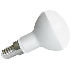 Ε14 Λάμπα Led Bulb R50 6Watt Ψυχρό Λευκό