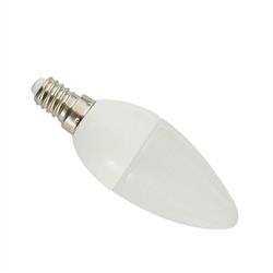 Λάμπα Led Κερί E14 6W Φυσικό λευκό