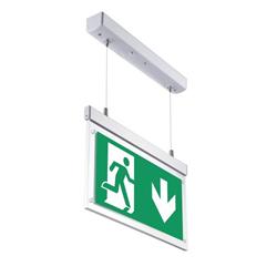 LED Φωτιστικό Ασφαλείας Κρεμαστό 2W