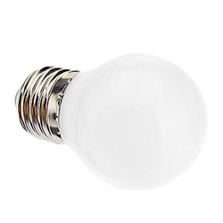 Λάμπα Led E27 G45 4Watt Θερμό λευκό