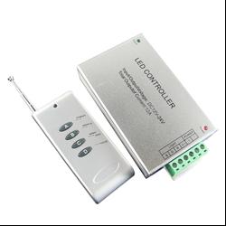 Ασύρματο RGB Controller με Dimmer για ταινία Led 144w