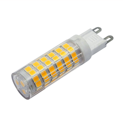 Dimmable Λάμπα Led SMD G9 6W Φυσικό λευκό