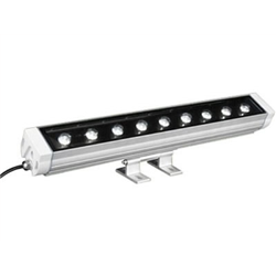 Wall Washer Led IP65 9W 50cm Θερμό Λευκό