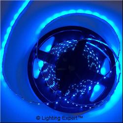 Ταινία led αδιάβροχη IP65 14.4 watt με 60 led 5050 smd ανα μέτρο Μπλέ