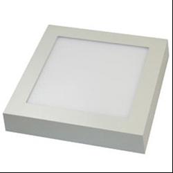 Led Panel τετράγωνο εξωτερικό 18watt Θερμό λευκό