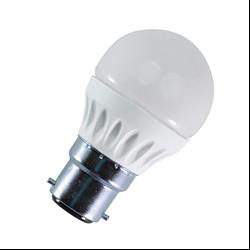 Β22 Led Λάμπα G45 5Watt Θερμό λευκό
