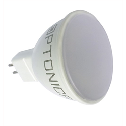 Λάμπα SMD Led spot GU5.3 110° 5W Φυσικό Λευκό