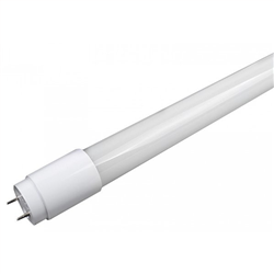 Λάμπα Nano Plastic φθορίου T8 Led 120cm T8 18W 2150Lm Ψυχρό λευκό