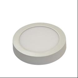 Led Panel στρογγυλό εξωτερικό 6watt Φυσικό λευκό