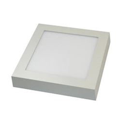 Led Panel τετράγωνο εξωτερικό 12watt Φυσικό λευκό