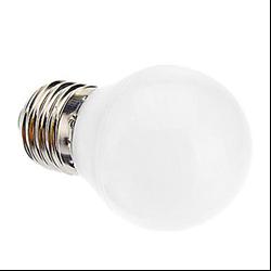 Λάμπα Led Ε27 G45 4Watt Ψυχρό λευκό