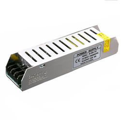 Τροφοδοτικό Slim LED 100Watt 12V 8.3A Σταθεροποιημένο