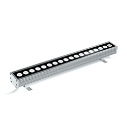 Wall Washer Led IP65 18W 100cm Θερμό Λευκό