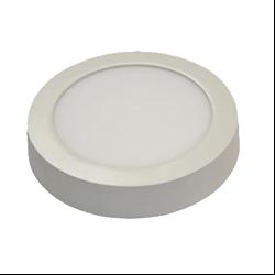 Led Panel στρογγυλό εξωτερικό 12watt Θερμό λευκό