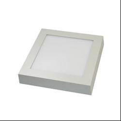Led Panel τετράγωνο εξωτερικό 6watt Θερμό λευκό
