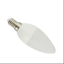 Λάμπα Led Κερί E14 4W Ψυχρό λευκό